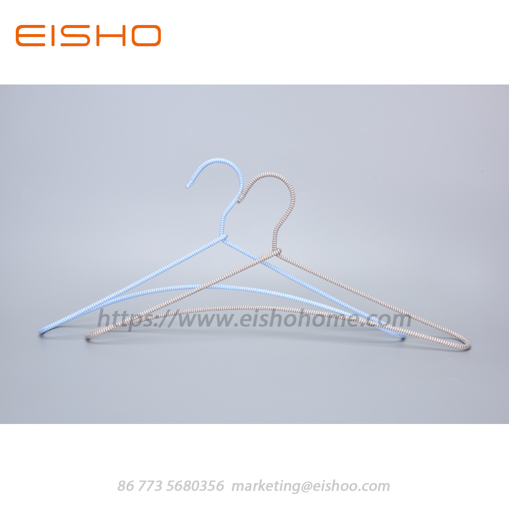 36 Braided Cord Clothing Hangers