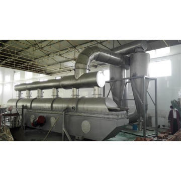 ZLG vibrating fluidized bed dryer