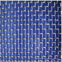 Néerlandais plaines Weave treillis métallique d'acier inoxydable