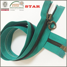 (8 #) Автоматический замок Heavy Duty Nylon Zipper