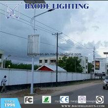 50W with Wind Hybrid Solar Street Pole Lighting (BDSW998)