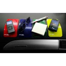 cojín antideslizante pegajoso montado en el coche del teléfono celular pu de la PU