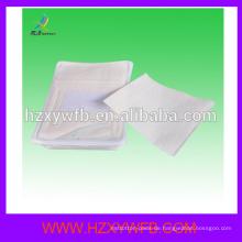 Wegwerfbares Spunlace-nichtgewebtes duftendes / Ineinander greifen / kaltes / heißes Fluglinien-Tuch
