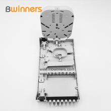 Caja de terminación de cable de fibra óptica de plástico ABS de 16 núcleos