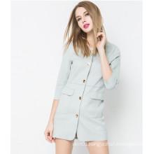 2016 Women Fashion Sweet Woman Woolen Coat for Winter