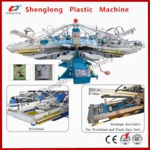 Máquina de impresión de pantalla textil (serie YY SERIGRAPHY)