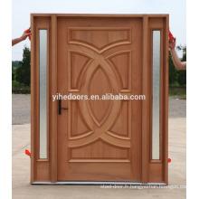 entrée de villa en bois conception malaisie porte option pour porte en bois en acier