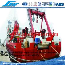 20t 30t Hydraulic a Frame Ship Crane Manejo Rov