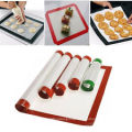 High Quality Reusable Silicone BBQ Mat / Grill Mat