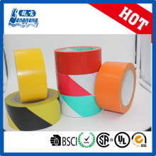 Double couleur PVC danger attention bande
