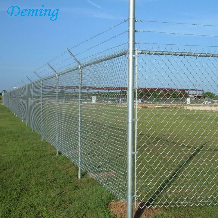 Chain Link Fence 12