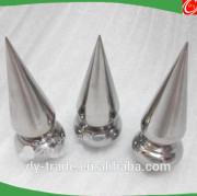 25mm stainless steel spearhead for decorative fence accessories