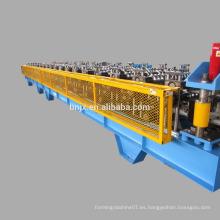 Rollo de doble capa de alta velocidad que forma la máquina