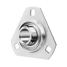 Pressed Steel Housing With Bearings SAPFT200 series