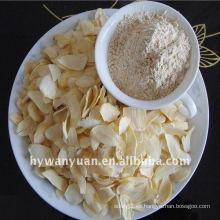 ajo seco picado Gránulos de ajo más vendidos