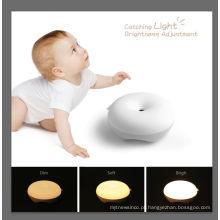 2017 Criativo Novo produto IPUDA bebê luz da noite crianças sensor da lâmpada para o natal brinquedo