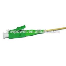 LC/APC fiber optic pigtail , LC/UPC optical fiber cable pigtail , FTTH CATV LC fiber pigtail