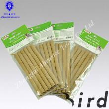 Pássaro de produtos para animais de estimação usado poleiro de areia cobre