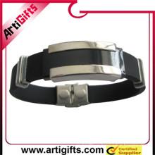 Никелированная стиль металла мода браслет аксессуары