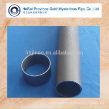 Tubo de aleación tubo de acero sin costura