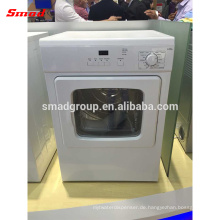 Hausgebrauch Silber automatische Mini-Wäschetrockner-Maschine