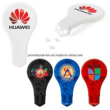 Fresh-Idea Bulbs geformte Pillendose für Werbegeschenke