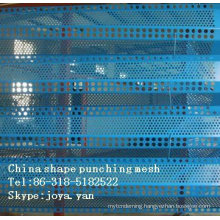 China supplier special shape punching mesh