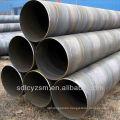 round erw welded steel pipe