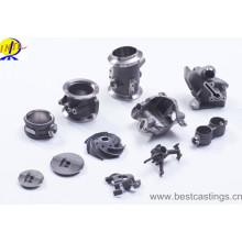 OEM fundición de aluminio personalizado con mecanizado CNC
