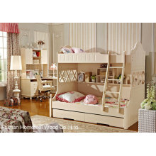 Antique Kids Bedroom Furniture Set (HF-MG608)