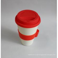 (BC-C1036) Hochwertige Bambusfaser Kaffeetasse