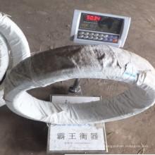 Cable de hierro galvanizado fácilmente ensamblado con precio moderado