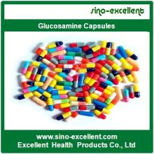China Manufacturers for Soft Capsule,Vitamin E Softgel,Multi-Plants Extracts Softgel Manufacturer in China Glucosamine capsules supply to Montserrat Manufacturers
