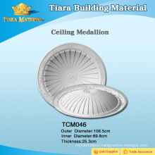Good Quality Polyurethane(PU) Carved Ceiling Medallions in Great Performance