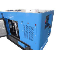 100kw Soundproof type Cummins Diesel Generator Set