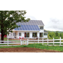 Systerms polis da célula solar dos painéis solares 110W