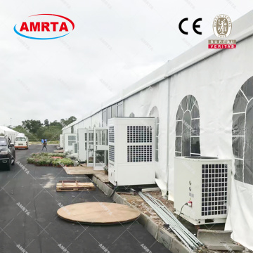 Tentoonstelling Air Conditioner Bruiloft Tent Air Conditioner
