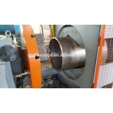 steel pipe both ends calibration machine
