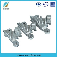 Special for Aluminum Connecting Pipe Light Wedge Type Tension Strain Clamps export to Burundi Wholesale