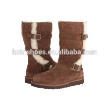 Sicherheit Winterstiefel für Damen Stiefel mit Gürtelschnalle