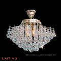 New Design Crystal LED Ceiling Chandelier Light LT-51134