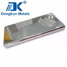 Piezas de acero inoxidable de precisión de la placa
