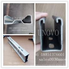 Unovo de alta resistência metal w purlin