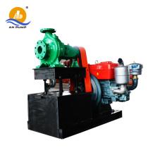 Dieselmotor angetrieben Bewässerung Bare Welle Bewässerung Wasserpumpe Ende Saugpumpe