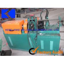 Endireitamento automático de arame e máquina de corte