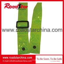 Alta visibilidad personalizado fábrica de la correa de cintura