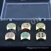 promotion six sides dice different colored
