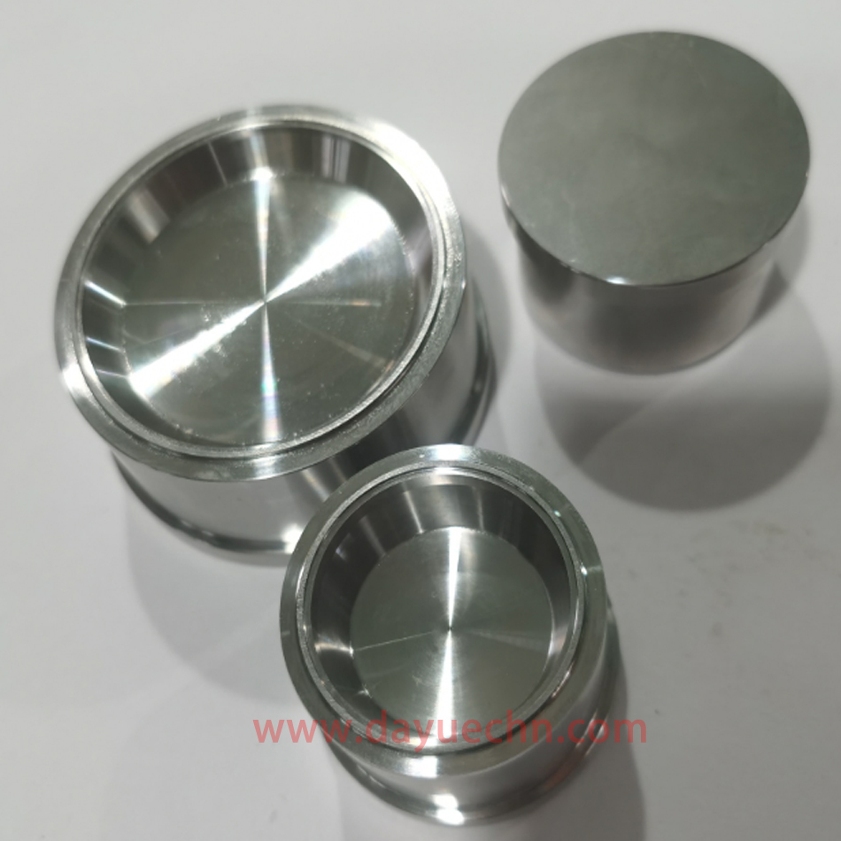 Preform Mould Components Push Sleeve and Anti-rotation Nuts