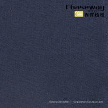 32s 70% Rayon 27% Tissu en nylon élastique Tissu en nylon à rayures