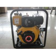 Pompe à eau diesel portable silencieuse CE 4 pouces WH40DP